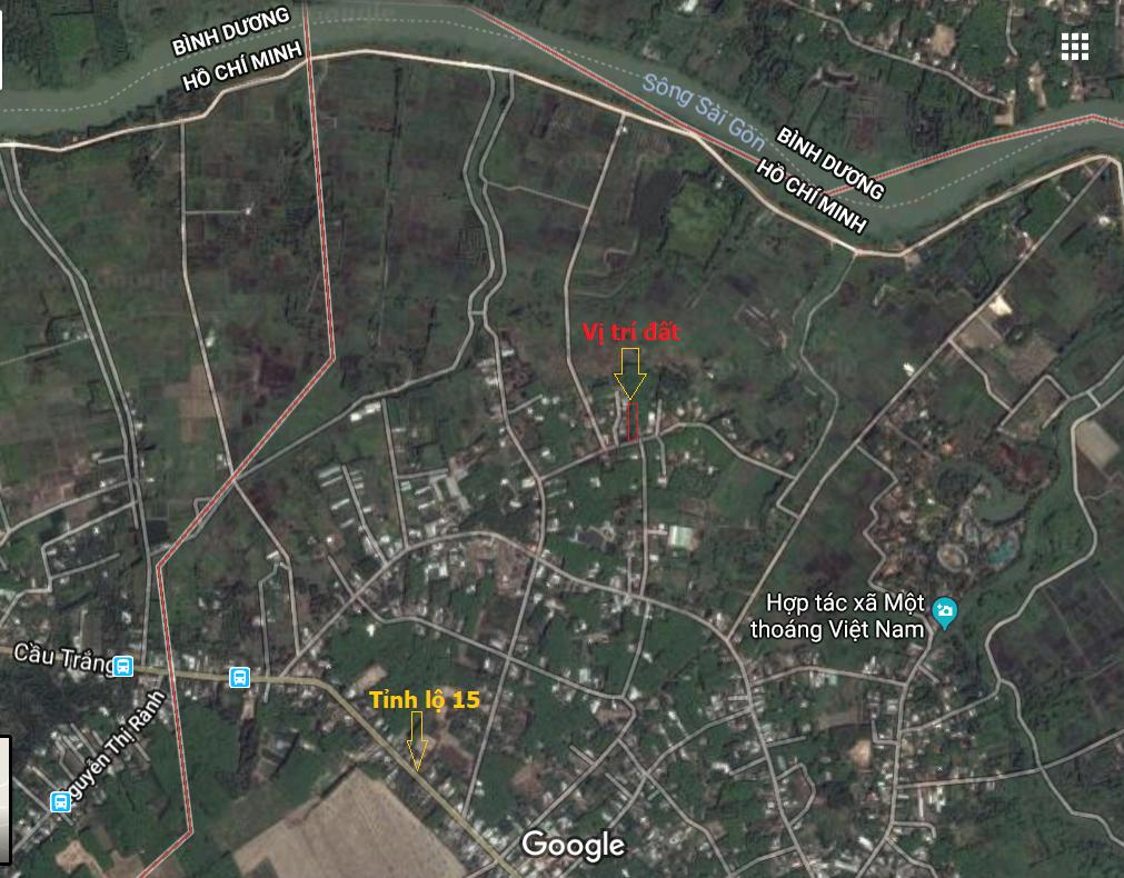 710m2 Đất Khu Dân Cư, Xã An Phú, Củ Chi