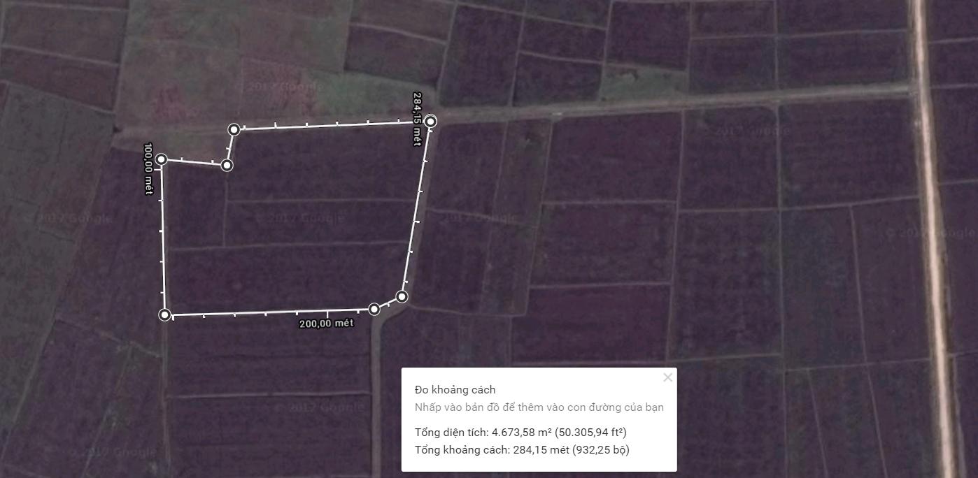 5000m2 Đất Trang Trại Xã An Nhơn Tây, Củ Chi
