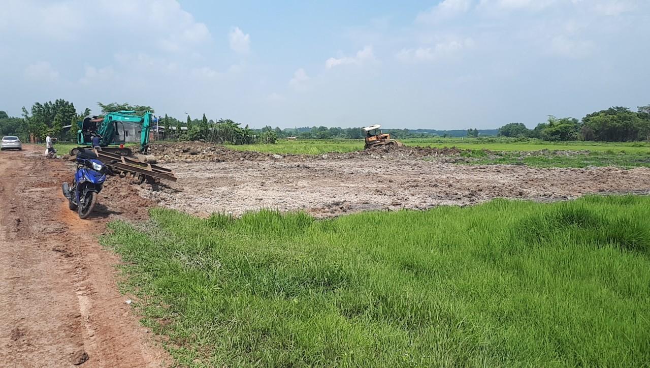 6738 m2 Đất MT Nguyễn Thị Nà, Xã An Phú