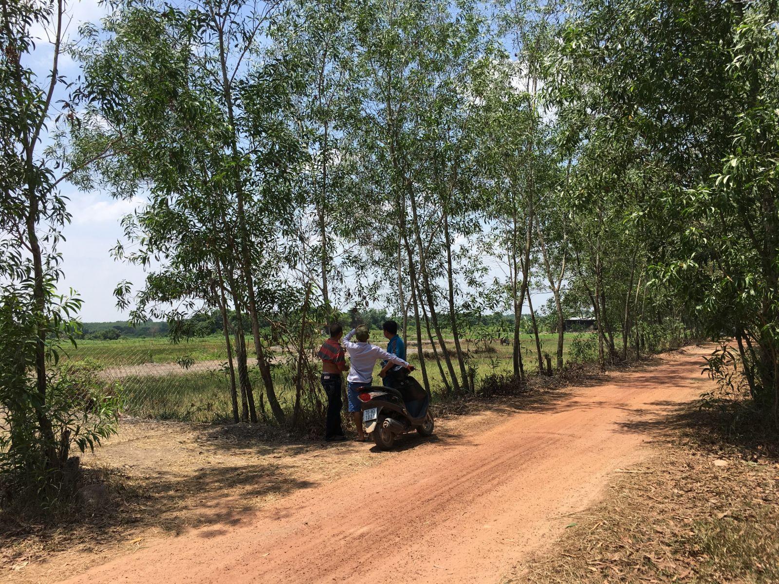 1870m2 Đất Trang Trại Xã An Phú, Củ Chi