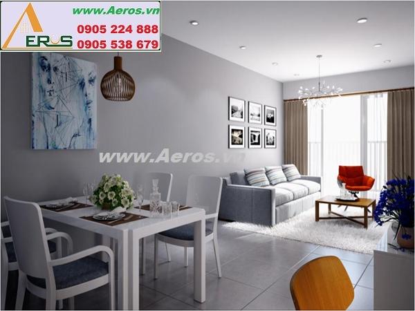 Thiết kế nội thất chung cư nhỏ với nhiều tiện ích thiết thực