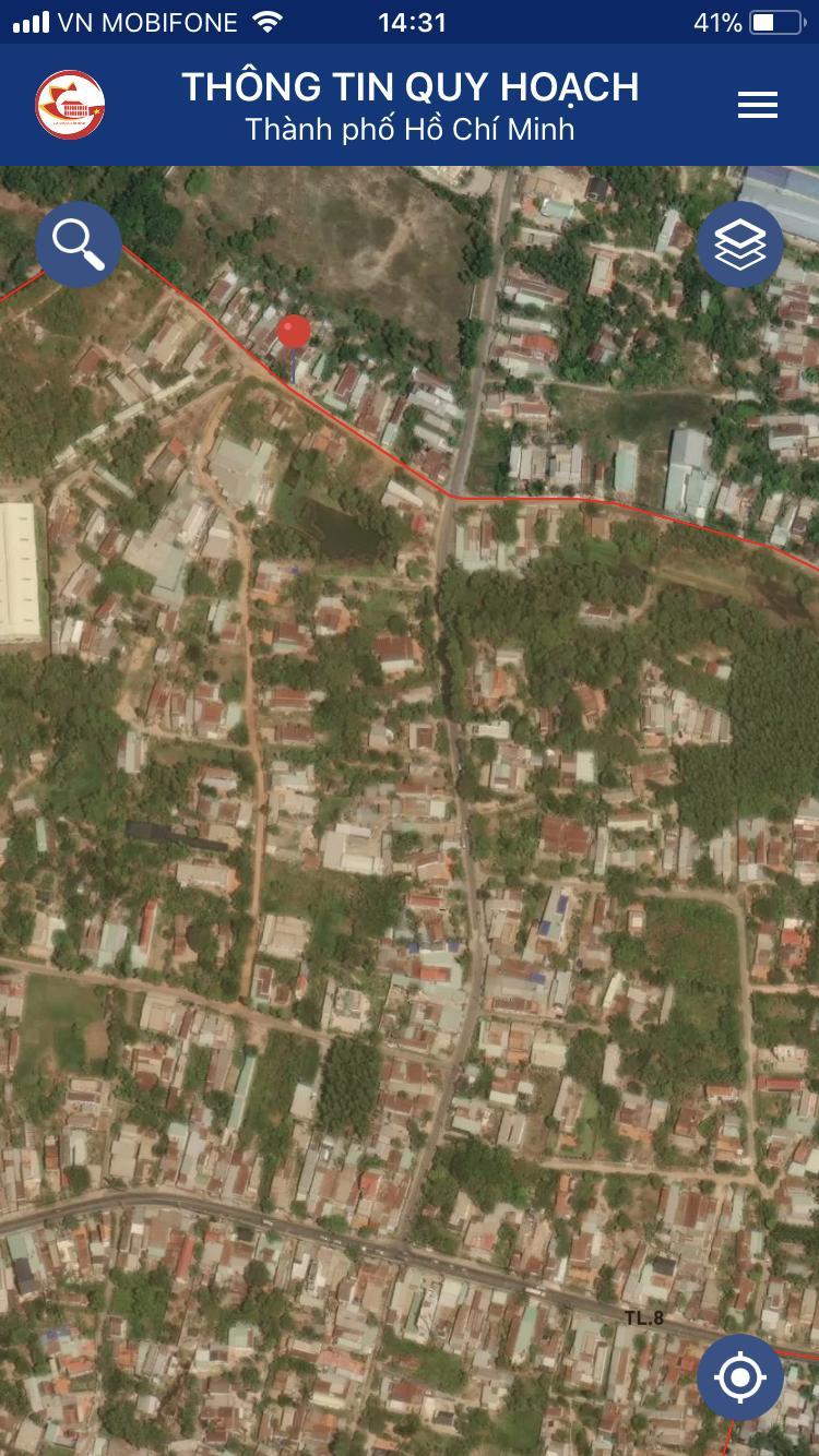 436m2 Đất thổ cư có 2 nhà cấp 4, xã Phước vĩnh an